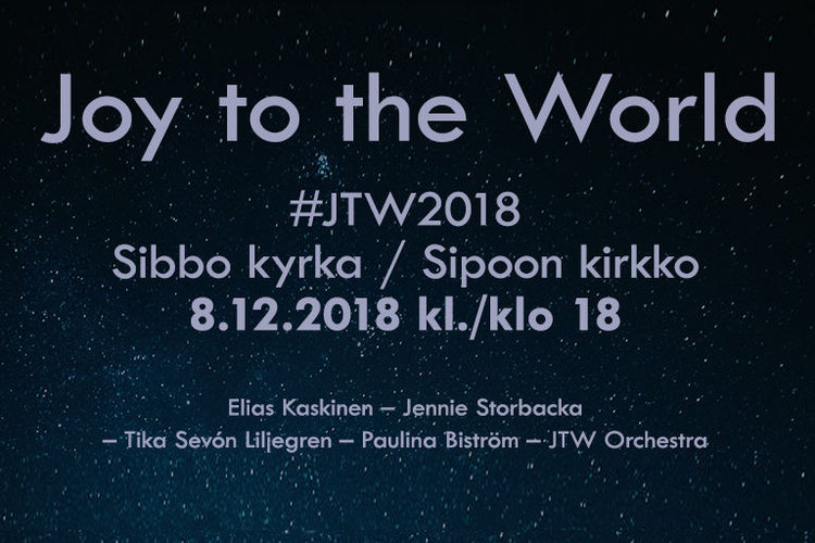 Joy to the World - Julkonsert