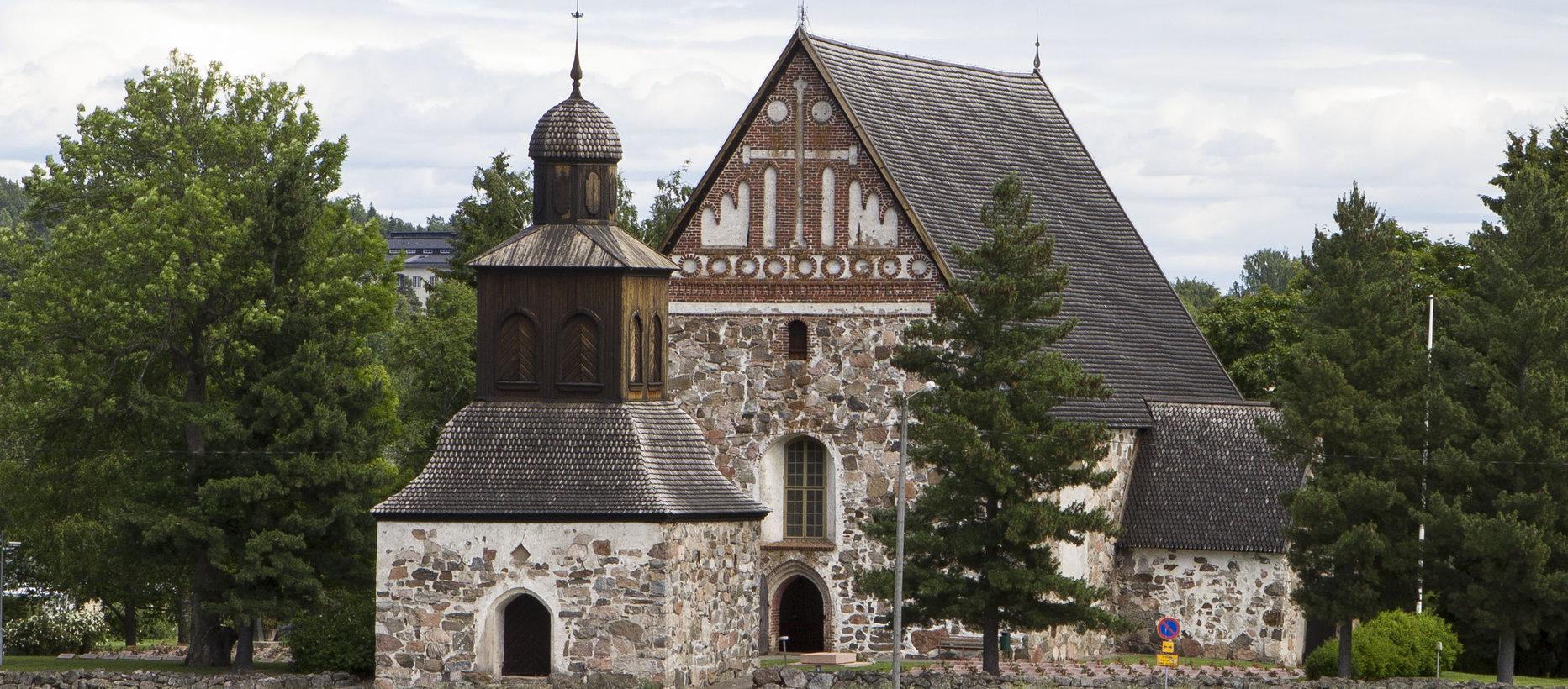 Sibbo gamla kyrka S:t Sigfrid